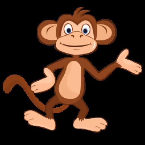 Tongue in Cheek Monkey